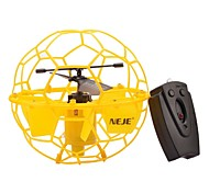 NEJE 2-CH 2.4GHz IR Remote Control R/C Flying Ball