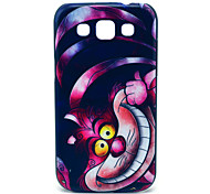 The Pink Cat Pattern Hard Case for Samsung Galaxy Win I8552