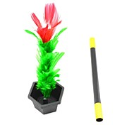 палочка для цветка волшебный трюк