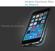 ROCK® Slim Guard Series Aviation Aluminum Alloy Mental Frame for iPhone 6 (Assorted Colors)