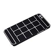capa dura beleza moderno padrão de plástico para o iPhone 6 (cores sortidas)
