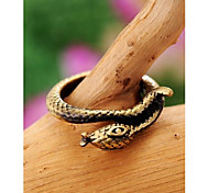 Fashion Vintage Snake Ring for Women ,Men Jewelry Gift