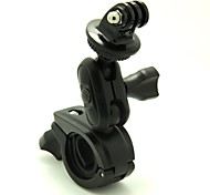 Egamble GP217 Dual 180 Degree Rotation Handlebar Mount Adapter for Camera/GPS/Gopro Hero 3+/3/2