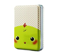 12000mAh Yellow Leopard Portable Power Bank for iPhone 6/iPad/and Other Smart Phones