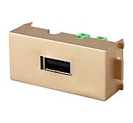 N86-602AK USB Free Welding Module Network Computer Socket
