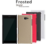 NILLKIN Super Frosted Shield PC Hard Case for Sony Xperia M2 S50h(Assorted Colors)