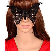 Fashion Sexy Butterfly Pattern Christmas Dance Mask