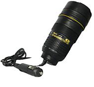 Visualizar impressão montadas em veículos lente da câmera de aço inoxidável Cup (1pcs)