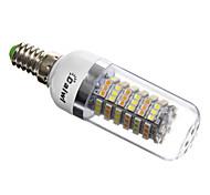 E14 / G9 / GU10 / E26/E27 6W 120 SMD 3528 420 LM Natural White T LED Corn Lights AC 220-240 V