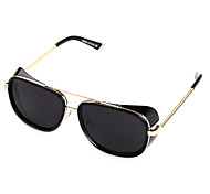 100% UV400 Men's flyer Alloy PC Classic Sunglasses