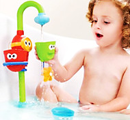 Baby Play Water Bath Spray Buttressed Jenga Toys