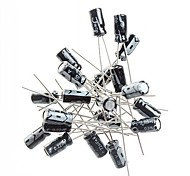 50V 0.22UF  Electrolytic Capacitors (50PCS)