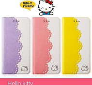 x-doria the new applephone protection carrying case bracket of hello kitty for iphone 6 plus 5.5(assorted color)