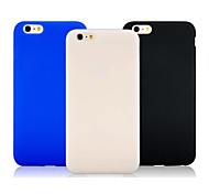 High Quality Silicone Soft Case for iPhone 6S Plus/6 Plus (Assorted Colors)