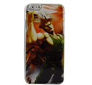 Hercules Plastic Hard Back Cover for iPhone 6 Plus
