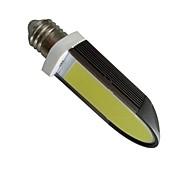 ON E26/E27 11 W COB 1100 LM Cool White T Decorative Bi-pin Lights AC 220-240 V