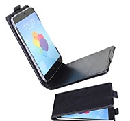 Hot Sale 100% PU Leather Flip Leather Case for Meizu MX3