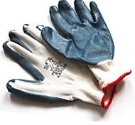 Gants polyester nettoyeur de voiture de lave 2pcs