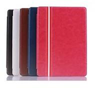 le cuir de style européen cas attente pour Mini iPad 3, iPad 2 Mini, Mini iPad / mini (couleurs assorties)
