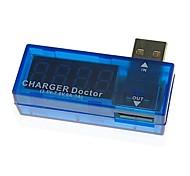 DC 5V usb tensão carregador médico medidor de corrente da bateria móvel tester poder