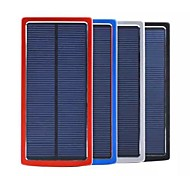 20000mAh Portable Solar Power bank Charger External Battery for iPhone 6, iPad,Samsung Cellphone