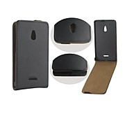 Protective PU Leather Magnetic Vertical Flip Case Cover Shell Protector for Nokia XL