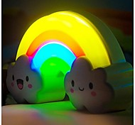 Lnduction  LED Night Light rainbow Lights