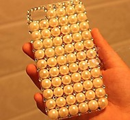luxury with  Pearl Hard Back Cover  for iPhone 4 /  iPhone 4S