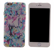White Horse Design PC Hard Case for iPhone 6