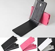 Hot Sale 100% PU Leather Flip Leather Up and Down Case for Nokia X2(Assorted Colors)