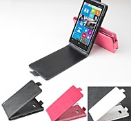 Hot Sale 100% PU Leather Flip Leather Up and Down Case for Nokia Lumia 929/930/927(Assorted Colors)