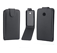 Protective PU Leather Magnetic Vertical Flip Case Cover Shell Protector for Moto E