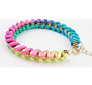 Women's Chain Bracelet Alloy