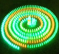 High Quality Fluorescent Domino 150 Grains Educational Toys