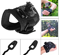 Fat Cat M-RP 360' Rotary Hand Palm Mount for GoPro / SJ4000 / SJ5000 - Black