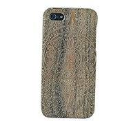 Elonbo® The Image of The Restoring Ancient Ways Detachable Wood Hard Back Cover for iPhone 6