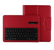 Detachable Bluetooth Keyboard Flip Stand Leather Case for Samsung Galaxy Tab S T800 T805 10.5(Assorted Colors)