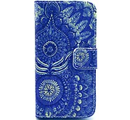 Fashion Design Pattern PU Leather Case with Stand for Samsung Galaxy S4 MINI I9190