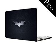 "Bat Design Full-Body Protective Plastic Case for MacBook Pro 13""/15"" (Non-Retina)"