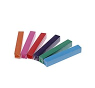 Disposable Hair Dye Chalk 6 Pcs (6 Different Random Color)