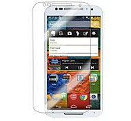 Dengpin®High Definition Clear PET Screen Protector Guard Film for Motorola Moto X (2nd generation) / X+1 2014 Version X2