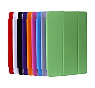 PU Leather Case with Stand  for iPad Air 2 (Assorted Colors)