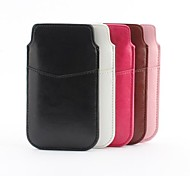 Light Skin PU Leather Pouch Bag with Card Slot Wallet for iPhone 6/6S (Assorted Colors)