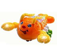luci elettriche e del giocattolo di musica aragosta (colore casuale)