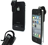 Vcall universelle Telefon Linse Clip-On-Linse kpl Kreisform Kamera iphone / Samsung / HTC / iPad / Tablet PC / Laptops