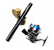 Meiyu ® Pen Rod 120 M Sea Fishing / Ice Fishing / Freshwater Fishing / Lure Fishing Carbon Rod & Reel Combos
