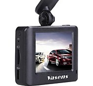 GND-S818 360degree Rotatable Adjustable Car DVR, OBD Car Camera Non-stop working Wide Angle Car Recorder