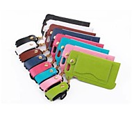 4.7 Inch PU Leather Case Lanyard Pattern with Hand Strap for iPhone 6(Assorted Colors)