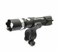 Lights LED Flashlights/Torch Headlamps Bike Lights HID Flashlights/Torch Handheld Flashlights/Torch Flashlight Kits LED Lumens 5 Mode