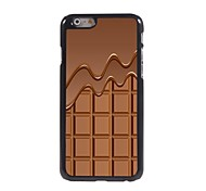 Schokolade Design-Alu-Hülle für das iPhone 6